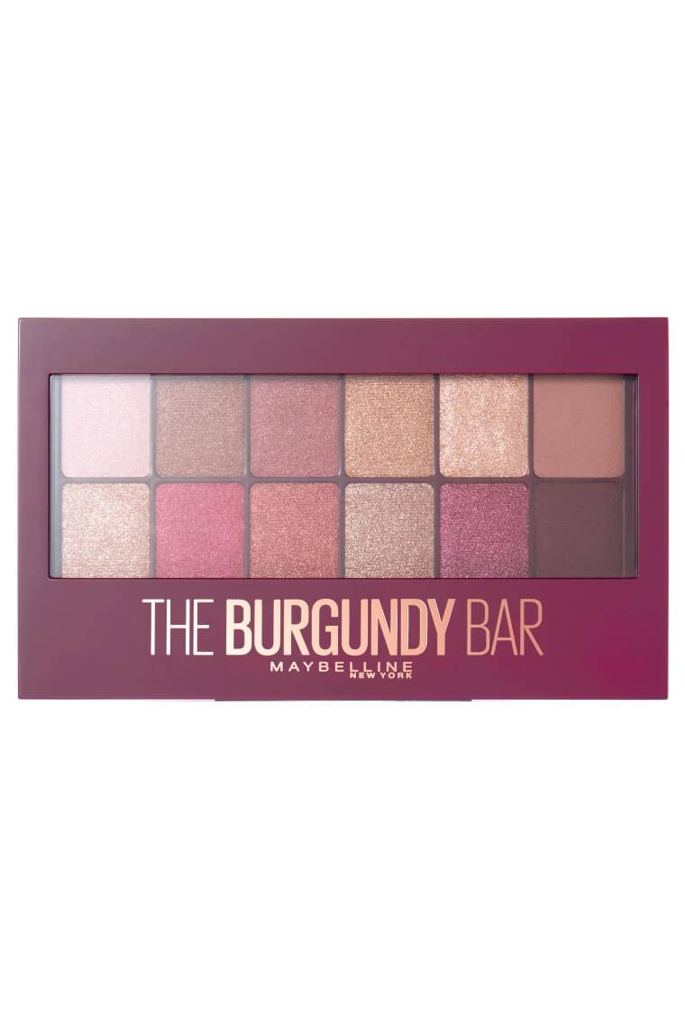 The Burgundy Bar Palette