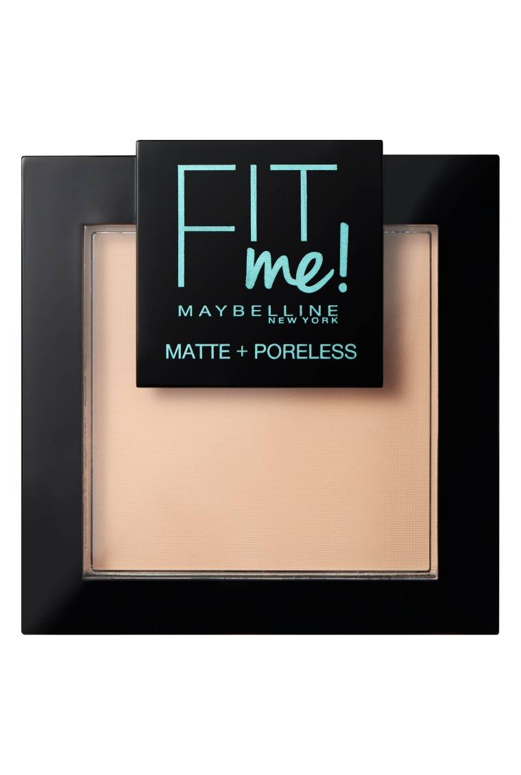 بودرةFit Me Matte and Poreless
